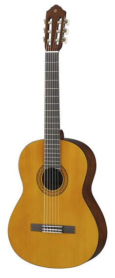 The might be one of Yamaha's most inexpensive full-size classical models, but its quality and tone are outstanding. Item model number Yamaha C-Series Classical Guitars. Yamaha Acoustic Guitar, Semi Acoustic Guitar, Classical Acoustic Guitar, Yamaha Guitar, Best Guitar For Beginners, Guitar Prices, Guitar Fingers, Guitar Reviews, Guitar Collection