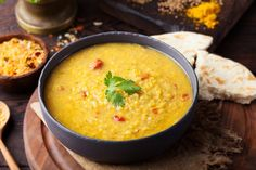 A Simple Turmeric-Lentil Soup Will Boost Your Health