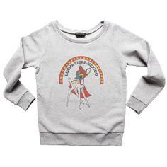 Sweater Bambi - FrenchDisorder - expédition 24h