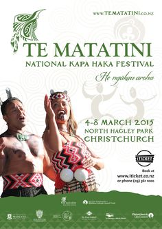 Te Matatini 2015 - Christchurch