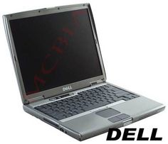 "Dell Latitude D610 14"" Laptop Pentium-M 1.73GHz/1G/40GB XP CD/RW-DVD WiFi NICE!"