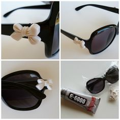 526285ba10b Bows. Diy GlassesClassy ...