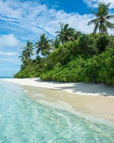 The Maldives Island - Jumeirah Dhevanafushi #Maldives