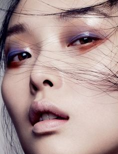 Sung Hee by Marcus Ohlsson for Vogue China October 2013. @thecoveteur