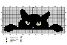Gatto nero - Segnalibro