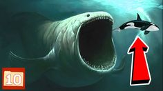 Top 10 Creepiest Extinct ANIMALS You WON'T BELIEVE Existed