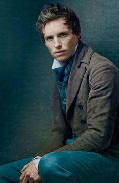 Eddie Redmayne 'Marius'  Les Misérables  Vogue