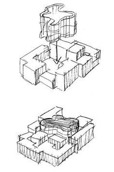 David Chipperfield Architects — Ansaldo: Città Delle Culture