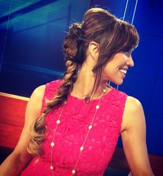 What did you think of #Saragore's #GameOfThrones #braid for #newyorklivetv? #AngieLorenzo worked her magic!