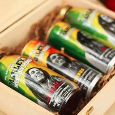 Marley Mellow Mood Drinks