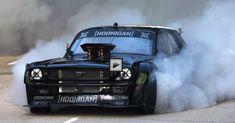 Ken Block & The Hoonigan Mustang in Gymkhana 7 Insane Drift. Double Click To Watch