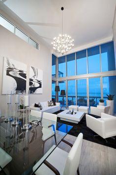 Canyon Ranch Miami Beach - Sacarro Model Home