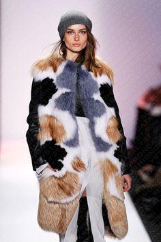 Mercedes-Benz Fashion Week | New York Fashion Week | BCBG Max Azria.
