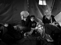 Enri Canaj - Syrian Refugees in Greece | LensCulture