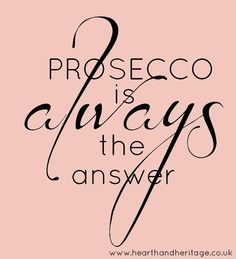 prosecco quote