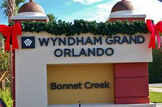 Wyndham Grand Orlando Resort Bonnet Creek , Florida