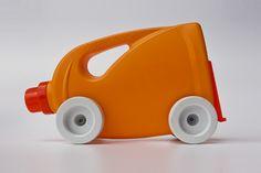 Wastewagen - Orange Truck aquapotabile.com