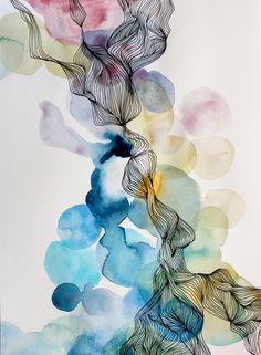 Helen Wells: Ein Besuch auf der Website der Künstlerin lohnt (Nutzt Filzstifte)
