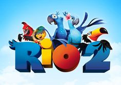 Rio 2 – Plot Synopsis and New Teaser Trailer. I loved the first movie.