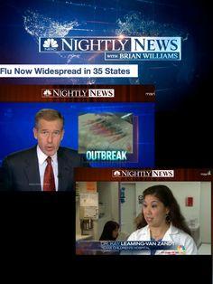 Dr Kay, Nbc Nightly News, Van Zandt