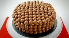 Bolo de chocolate fácil de fazer e incrivelmente lindo - Receitas - Receitas GNT