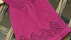 2 Renkli Yakalı Yandan Yırtmaçlı Yelek Nasıl Örülür. 5 . 6 yaş. – Örgü resimli anlatımlı örgü sitesi Baby Knitting Patterns, Sweaters, Fashion, Tejidos, Moda, Fashion Styles, Sweater, Fashion Illustrations, Sweatshirts