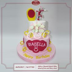 But who will get to #Sonic first? Isabella or Rosy the Rascal? #cakesandcookieslb #cakes #birthdaycake #delicious #chocolate #dessert #sweet #birthdaygirl #sugarart #Lebanon