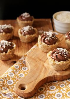 Healthy Raw Coconut Cream Pie | My Darling Vegan