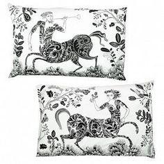 Lush Designs Centaur Pillow Cases from www.illustratedliving.co.uk