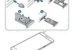 Galaxy Note 7 Come inserire la scheda di memoria Micro SD