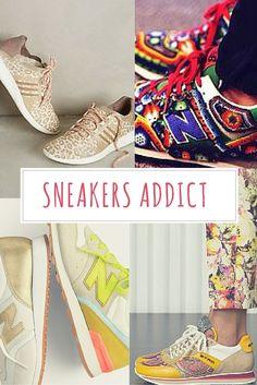 Parce qu'on est accro aux sneakers (ou baskets) ultra-originales !