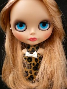 @~~Leopard print dress