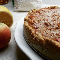 Je potřeba osladit si život  #homemade #cake #cake  #applepie #pie #apple #home #sweet #food #foodpic #coconut