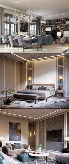 Apartments in Saudi Arabia - Галерея 3ddd.ru