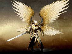 Archangel Michael - artist unknown
