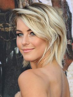 How to get every type of wave, including Julianne Hough's tousled ones, which are perfect for short hair