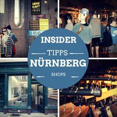 Insider Tipps Nürnberg Shops
