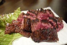 ティーズグリル - 料理写真:極上和牛ハラミ