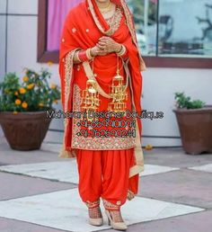 Latest collection of Punjabi Bridal Patiala Suit, Maharani Designer Boutique  👉 CALL US : + 91 - 86991- 01094 or Whatsapp DESIGNER SALWAR SUIT WORK – Full Handwork COLOURS Available In All Colours Fine quality fabric #salwarsuit #salwarsuits #salwarsuitonline #salwarsuitsonline #shoppingonline #punjabisuit #punjabisuits #punjabisuitsboutique #designerboutique #designerboutiques #trendingnow #latestfashion #latesttrends #latestcollection #suitstyle #shopnowonline #shopnow #madeinindia Bridal Suits Punjabi, Designer Punjabi Suits Patiala, Bridal Anarkali Suits, Punjabi Suits Designer Boutique, Salwar Suits Party Wear, Boutique Suits, Patiala Salwar, Chandigarh, Embroidery Designs