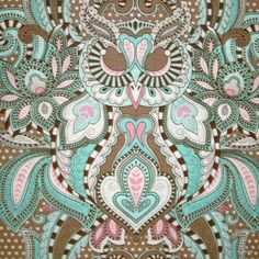 Hushabye by tula pink, Love this fabric :)