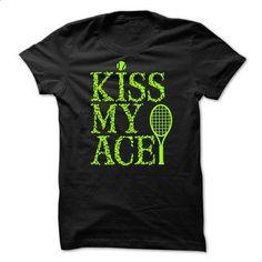 Kiss My Ace - #christmas gift #handmade gift