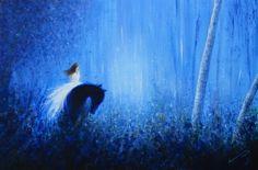"Saatchi Art Artist Kume Bryant; Painting, ""May be a Dream"" #art"