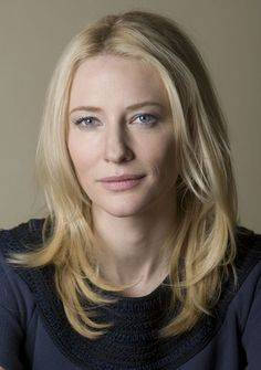 Cate Blanchett- One of the best chameleons out there