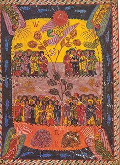 Beato procedente de San Miguel de la Escalada (s. X)