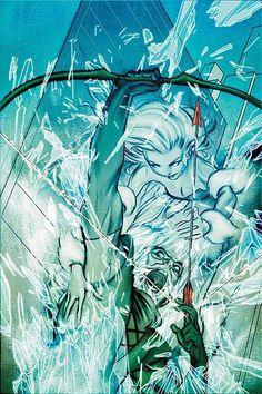 Green Arrow by James Jean Green Arrow, Comic Book Characters, Comic Character, Comic Books, Fantasy Characters, Arrow Dc Comics, Arrow Black Canary, The Flash Season, Hq Marvel