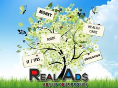 Every thought we think is creating your future- RealAds Focus on all your needs and demands. .