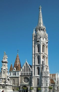 Visit Budapest, Mathias Church