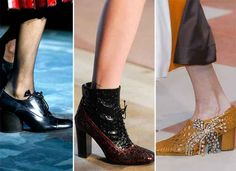Fall/ Winter 2015-2016 Shoe Trends - Fashionisers