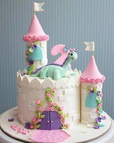 46 Images Formidables De Gateau Princesse Birthday Cakes Fondant