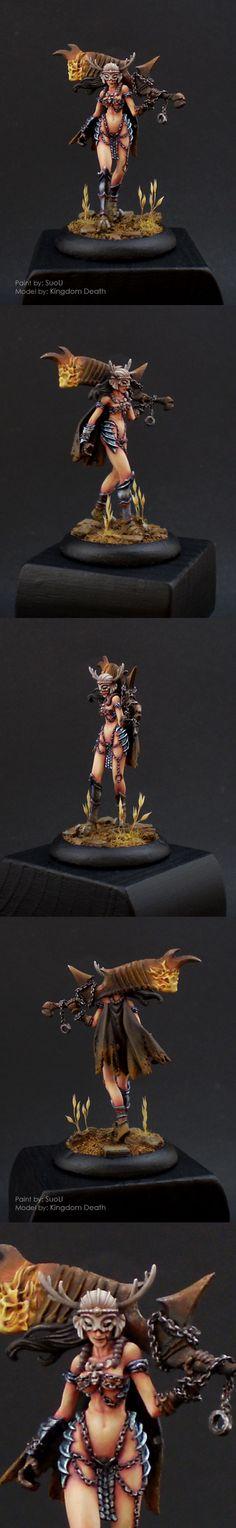 Forsaker pinup - Kingdom Death